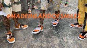 ไทยทำไทยใช้!! Smile Club Custom เปิดตัวรองเท้า FUNNY SNEAKER ครั้งแรก