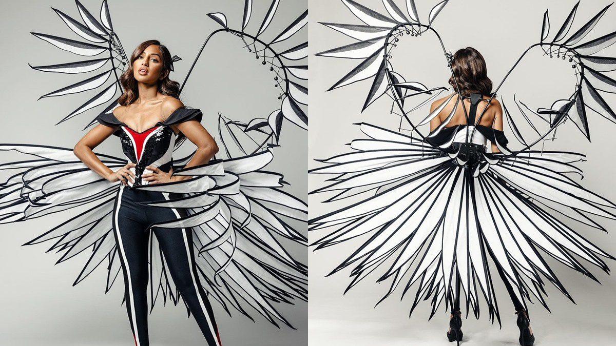 มิสยูนิเวิร์สออสเตรเลีย เปิดตัวชุดประจำชาติ Black Swan ไม่หวือหวาแต่ความหมายลึกซึ้ง