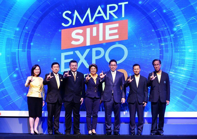 ปิดฉากลงอย่างสวยงาม Smart SME EXPO 2019 พบกันปีหน้านะคะ !!
