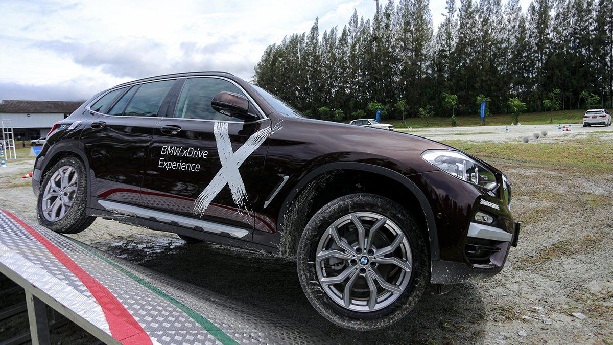 ปลุกความเร้าใจให้ตื่นตัว กับ BMW xDrive Experience คอร์ส Off Road ที่ไม่เหมือนใคร