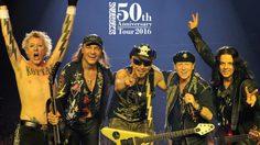 Scorpions ประกาศจัดคอนเสิร์ตร็อคแห่งปีในเมืองไทย 26 ต.ค.นี้!!