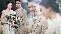 หวานชื่น! เนม เกทสึโนวา ถือฤกษ์ดี 09.09 น. แห่ขันหมาก-แต่งงาน