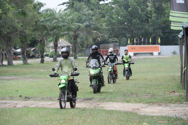 Kawasaki Enduro 3Hrs.