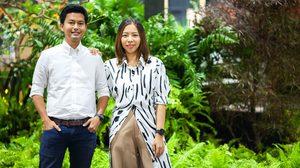 กิ่ง ก้าน ใบ นักจัดสวนไทย ได้โชว์ฝีมือไกลถึงลอนดอน