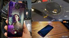 มาเต็มๆ ภาพ Vivo NEX 2 กับหน้าจอด้านหลัง และวงแหวน Lunar ring พร้อมกล้องอีก 4 ตัว