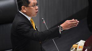 'จิรายุ' ประท้วงเดือด ประธานปล่อยให้ฝ่ายรัฐบาลขุดเรื่องเก่าโจมตีฝ่ายค้าน