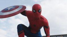 ทอม ฮอลแลนด์ โชว์สเต็ป! กระโดดตีลังกากลางกองถ่าย Spider-Man: Homecoming