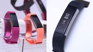 Fitbit Alta HR สายรัดข้อมือฟิตเนสรุ่นเพรียวบางที่สุดในโลก