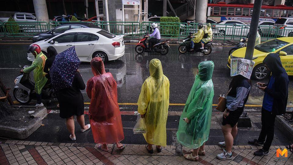 ประกาศกรมอุตุนิยมวิทยา เตือน! ประเทศไทยตอนบนจะมีพายุฤดูร้อนเกิดขึ้น