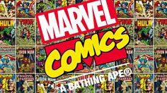 BAPE x Marvel Comics เสื้อยืดคอลเลคชั่นใหม่ ต้อนรับศึกสุดท้ายของเหล่า Avengers