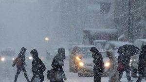 หิมะตก ในกรุงแบกแดด ของอิรัก ทำ ปชช. ออกมาเล่น-ถ่ายภาพสนุกสนาน