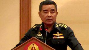 ผบ.ทบ.ยันกองทพไม่โกงเบี้ยเลี้ยงทหาร ลั่นชมพระเมรุมาศตามคิวไร้ VIP