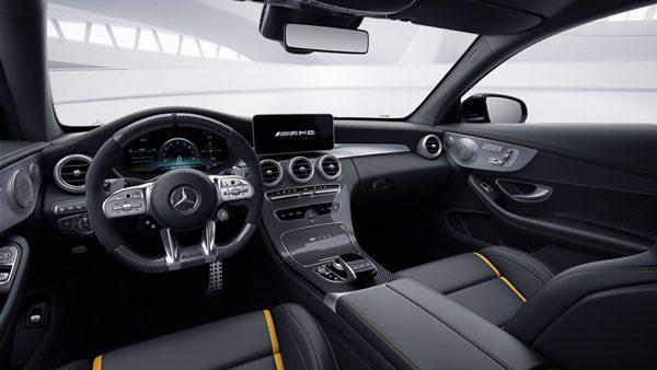 Mercedes-AMG C 63 S Aero Edition 63
