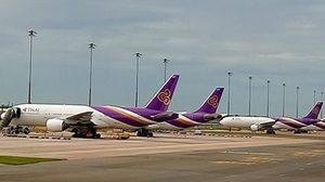การบินไทย แจง หลังเที่ยวบินไปญี่ปุ่นขัดข้องต้องลงจอดฉุกเฉิน