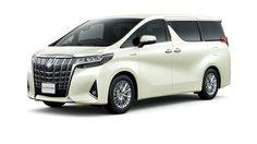 Toyota เผยภาพ 2018 Toyota Alphard และ 2018 Toyota Velfire รุ่นปรับโฉมอย่างเป็นทางการที่ ญี่ปุ่น