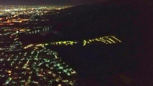 จับโป๊ะ ! ยังไม่เริ่มรื้อถอน 'หมู่บ้านป่าแหว่ง' แถมมีแสงสียามค่ำคืน !!