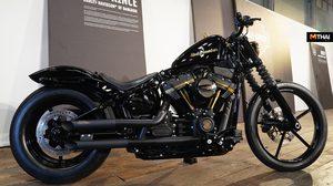 Harley-Davidson ประเทศไทย ลุ้นชิง 2018 CUSTOM KING ด้วยผลงาน The Prince