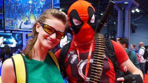 รวมภาพ บรรยากาศงาน NewYork Comic Con 2014