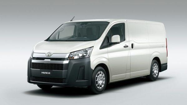 Toyota Hiace Van (Normal/Standard Roof