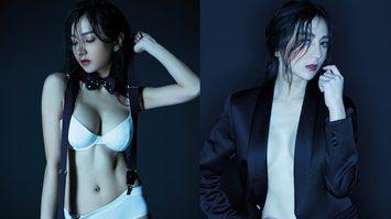 ซูกัส กรณ์รัชภัส สาวร่างบางหุ่นแซบซ่อนรูป มิติร้อน 34-23-34 เซ็กซี่ขยี้ใจใน Alure