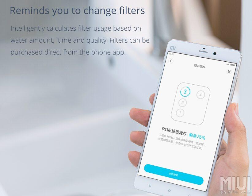Mi Water Purifier 03