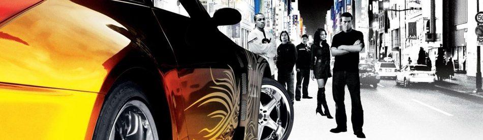 The Fast and the Furious : Tokyo Drift เร็ว แรงทะลุนรก ซิ่งแหกพิกัดโตเกียว