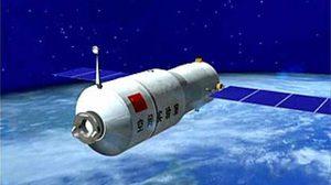 หวั่นเกิดโศกนาฏกรรม สถานีอวกาศจีน จ่อตกใส่โลกช่วง มี.ค.- เม.ย นี้