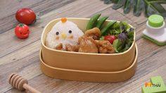 สูตร ข้าวไก่ทอด honey garlic ไก่ทอดสไตล์เกาหลี