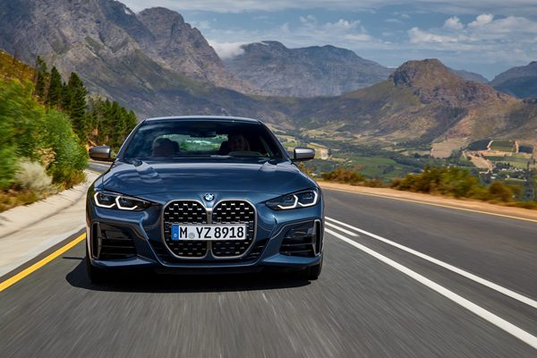BMW Series 4 Coupe