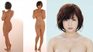 หุ่นฟิกเกอร์สยิว Mana Sakura สวยสมจริง ทำขายแบบจำกัด 300 ชิ้นเท่านั้น