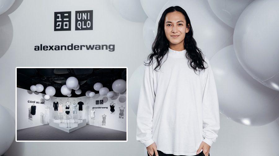 UNIQLO และ Alexander Wang การจับมือร่วมกันครั้งที่ 2 นำเสนอ AIRism ในมุมมองใหม่