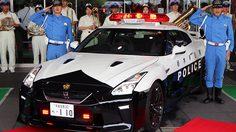 Nissan ใจปล้ำ!! ส่งมอบรถสปอร์ต GT-R R35 ให้ตำรวจในจังหวัดโทจิงิไว้ปราบเหล่าร้าย