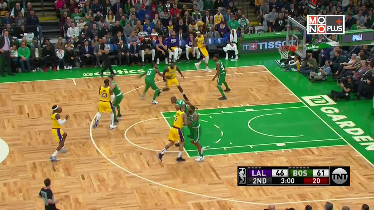 Highlight Celtics VS Lakers