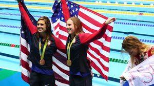 ดรามาโอลิมปิก เงือกสาวรัสเซียปล่อยโฮ ! น้อยใจถูกแอนตี้จากนักกีฬาสหรัฐฯ