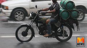ประเทศไทยยังคงมีฝนตกชุกหนาแน่น – ระวังอันตรายจากฝนตกหนัก