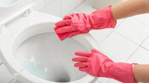 3 เคล็ดลับกำจัดคราบเหลืองๆใน ห้องน้ำ ให้หายเกลี้ยง