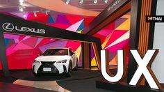 The All-New Lexus UX คอมแพกต์ ครอสโอเวอร์ ราคาเริ่มต้น 2.49ล้านบาท