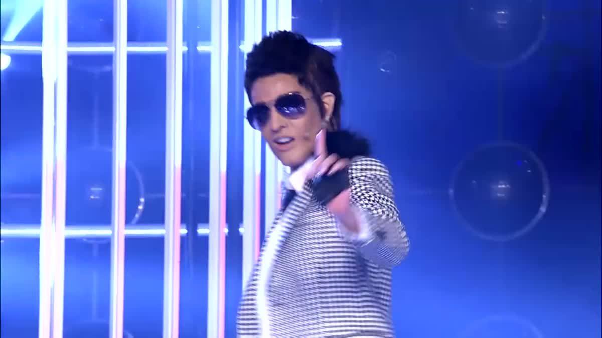 ชิน ชินวุฒ - คืนนี้อยากได้กี่ครั้ง เกรซ Sing Your Face Off 27 มิ.ย. 58