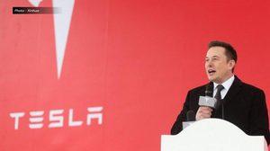 'อีลอน มัสก์' ขึ้นแท่นคนรวยสุดในโลก หลังหุ้นเทสลาโต 830%