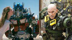 Peter Kokis เทพนักสร้างหุ่นยนต์ เท่จัด สมจริงจนต้องร้องว้าว!