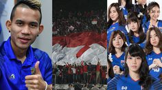 หลายเหตุผลที่ไม่ควรพลาดเข้าสนามชม ทีมชาติไทย ปะทะ อินโดนีเซีย วันเสาร์นี้