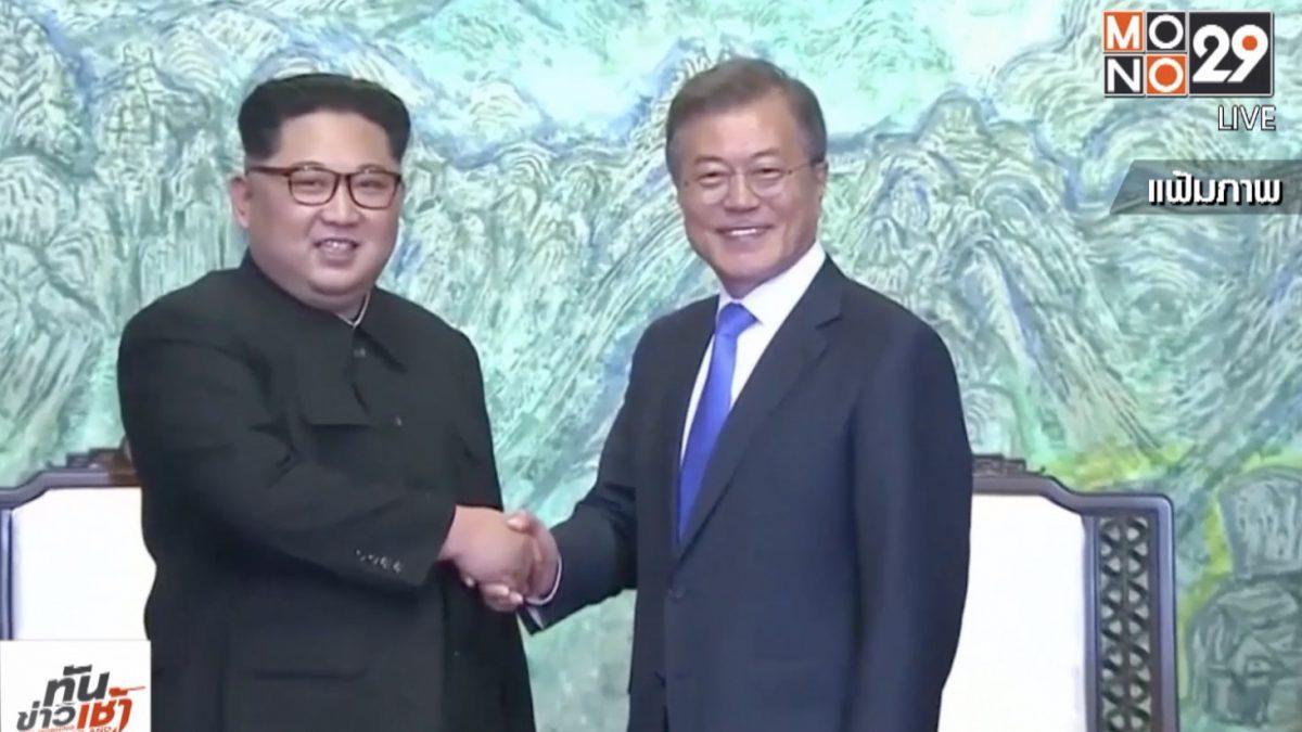 ผู้นำเกาหลีเหนือมุ่งพัฒนาระบบรถไฟข้ามประเทศ