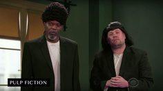 ซามูเอล แอล. แจ็กสัน แสดงบทบาทที่ตัวเองได้รับตลอดชีวิตการแสดง ในคลิปยาว 11 นาที