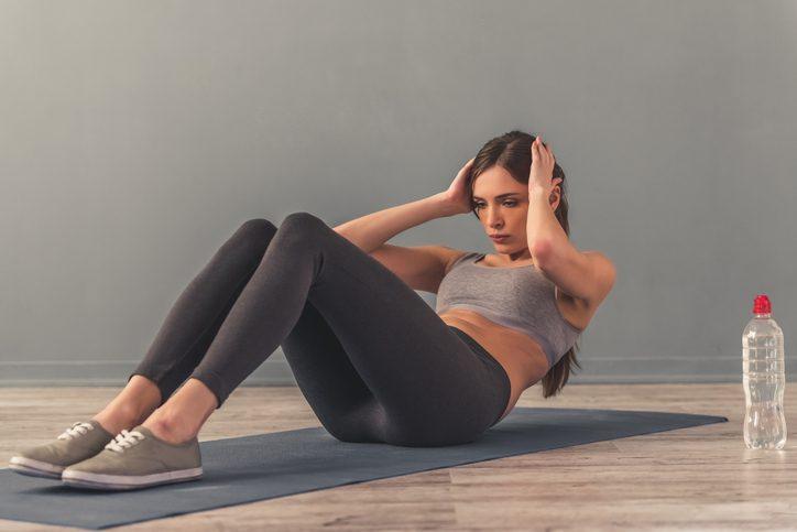 ออกกำลังกายหนัก