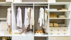 เคล็ดลับจัด ตู้เสื้อผ้า เพิ่มพื้นที่การใช้งานให้สะดวกกว่าเดิม