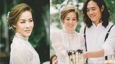 เจ้าสาวเสียงเพราะ มน ROOM39 กับชุดแต่งงานที่เรียบง่าย และน่ารักที่สุด