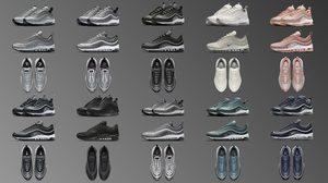 Nike Air Max 97 ออกคอลเลคชั่นชุดล่าสุด มาพร้อมกันถึง 13 สีใหม่!!