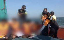 ตรวจสอบเรือประมงทะเลเพชรบุรีไม่พบผิดกฎหมาย