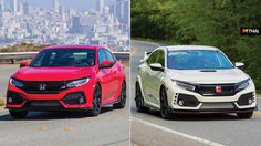 2019 Honda Civic Hatchback และ Civic Type R มาพร้อมกับการอัพเดต ฟังก์ชั่น นิดหน่อย