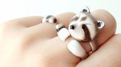 เจ๋งอ่ะ! แฟชั่นแหวน 3 วง กลายเป็นรูปสัตว์แสนน่ารัก